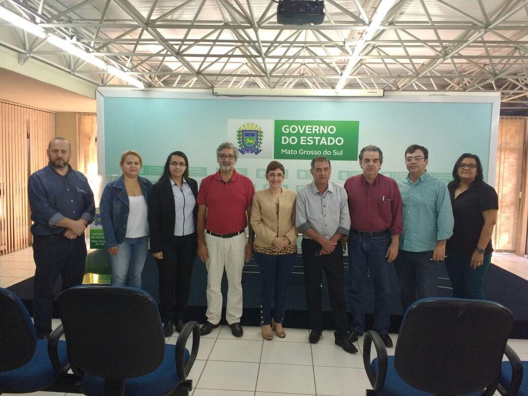 Reunião do Conselho Estadual de Emprego do Mato Grosso do Sul – 23 de agosto de 2017